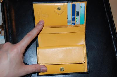 ETTINGER(エッティンガー)の財布(パースノートケース)