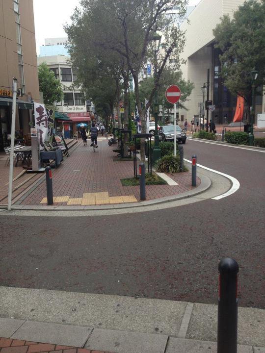 久しぶりに訪問した関内・馬車道。