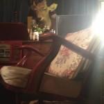 カリモクのデスクチェア~アンティーク椅子