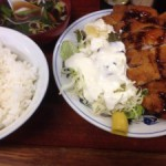 餃子・炒飯・トンカツが美味い!『中華料理 明華』:東急東横線・JR横浜線菊名駅