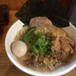 麺処 丹行味素(菊名店):念願の『ガッツリ!極濃醤油麺』を満喫!