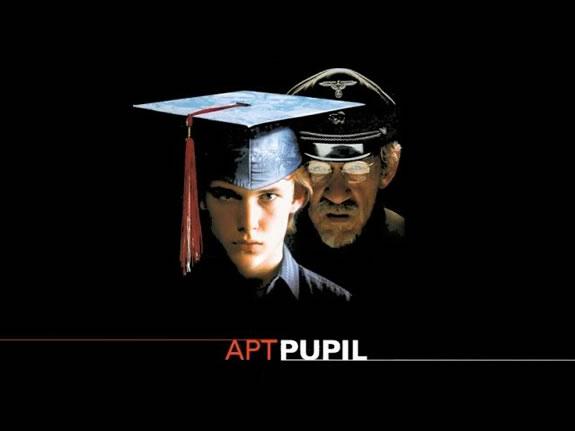 『ゴールデンボーイ(原題:Apt Pupil)』ブラッド・レンフロとイアン・マッケラン