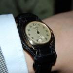 1935年製~J.W.Benson(J.W.ベンソン)9K腕時計