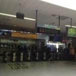 久しぶりの町田駅~変わっていなくて安心。