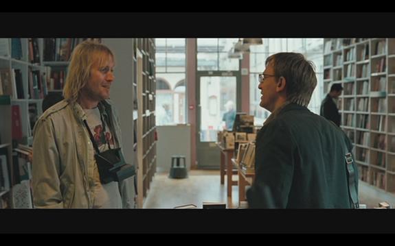 ダニエル・クレイグ主演映画『Jの悲劇(原題:Enduring Love』、リス・エヴァンスとダニエル・クレイグのツーショット