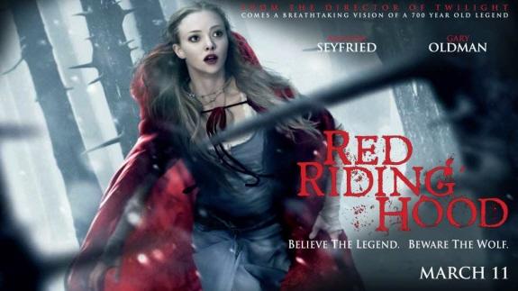 アマンダ・サイフリッド、ゲイリー・オールドマン出演のサスペンス映画『赤ずきん(原題:Red Riding Hood)』タイトル