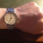 旧ソ連製 SLAVA(スラヴァ)の手巻き式腕時計
