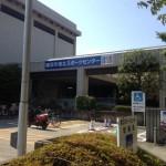 横浜市港北スポーツセンターのトレーニングルームで筋トレ!