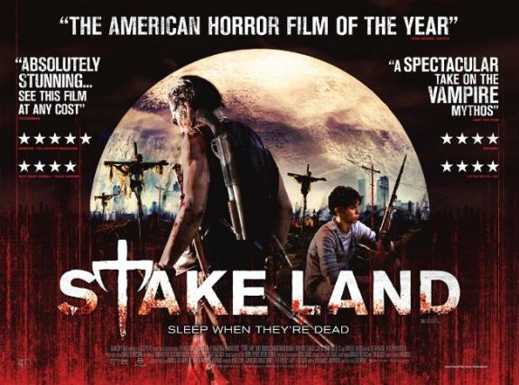 『ステイク・ランド 戦いの旅路(原題:STAKE LAND)』タイトル画像