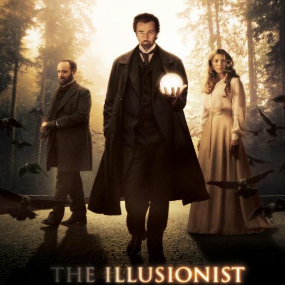 エドワード・ノートン主演のサスペンス『幻影師アイゼンハイム(原題:The Illusionist)』映画レビュー