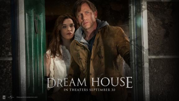 ダニエル・クレイグ、レイチェル・ワイズ出演『ドリームハウス(原題:Dream House)』映画レビュー