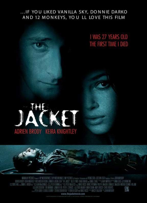 エイドリアン・ブロディ、キーラ・ナイトレイ、ダニエル・クレイグ出演『ジャケット(原題:The Jacket)』イメージ