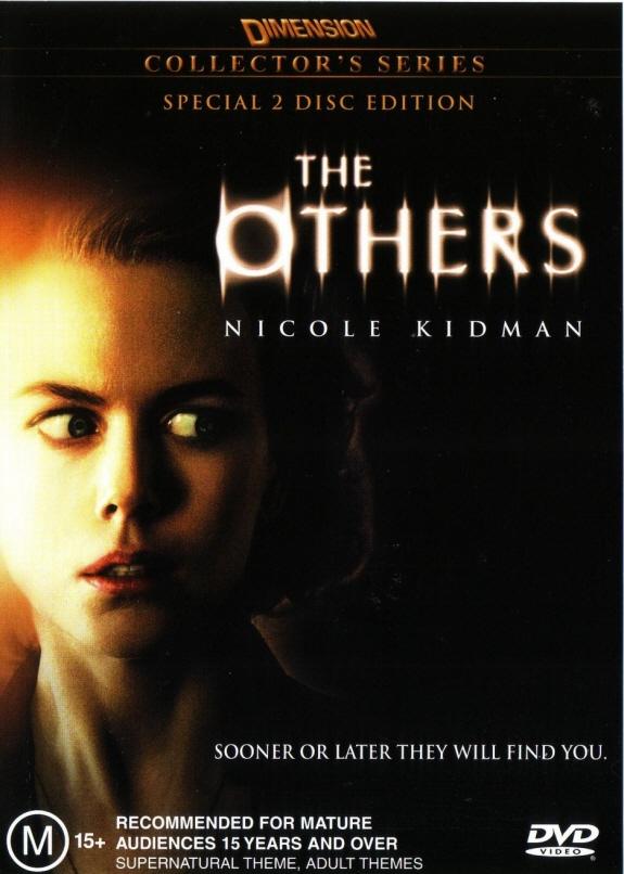 ニコール・キッドマン出演、トム・クルーズ製作総指揮のホラー・スリラー映画『アザーズ(原題:The Others)』のイメージ画像