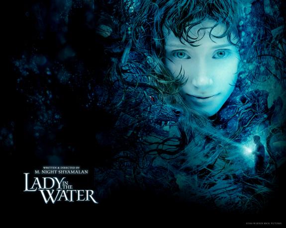ブライス・ダラス・ハワード主演、M・ナイト・シャマラン監督の『レディ・イン・ザ・ウォーター(原題:Lady in the Water)』