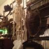 ヴンダーカンマーには欠かせない人体骨格標本のレプリカ