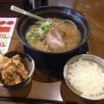 ランチのラーメンセットがお得!『よってこや 恵比寿本店』:日比谷線・JR恵比寿駅