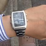 シチズン(Citizen)の腕時計:アナデジテンプ(ANA-DIGI TEMP)