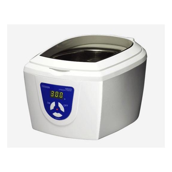 超音波洗浄器citizen-sw5800で腕時計を洗浄!