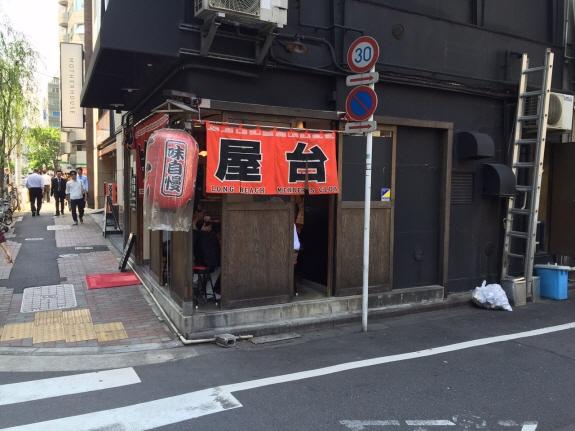 本場の長浜ラーメンが味わえる!『やまちゃん 銀座店』:日比谷線東銀座駅