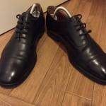 英国靴:旧チャーチ(Old Church's)のストレートチップ:コンサル(Consul)