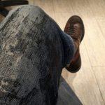英国靴:トリッカーズ(Tricker's)のモンキーブーツ(M6087)のヒール交換