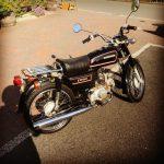 原付:二台目の50CCバイク、HONDAのベンリィCD50